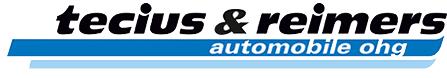 Das Logo der Tecius & Reimers Automobile oHG