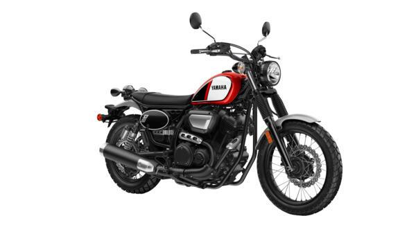 Yamaha Motorrad SCR950