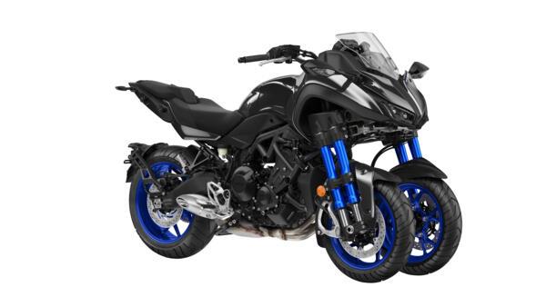 Yamaha Motorrad NIKEN