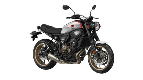 Yamaha Motorrad XSR700 XTribute
