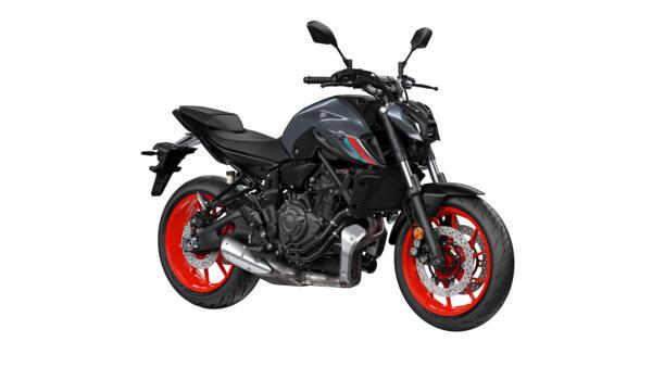 Yamaha Motorrad MT-07