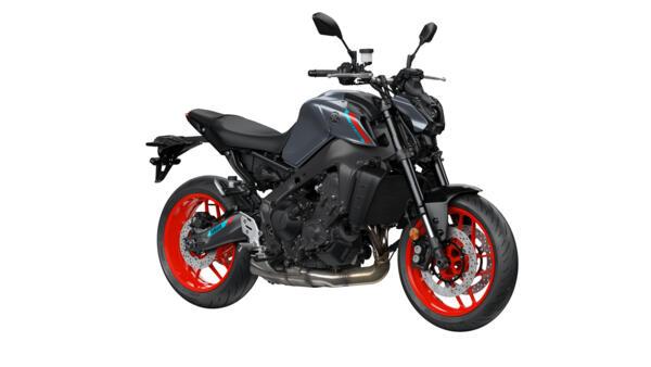Yamaha Motorrad MT-9