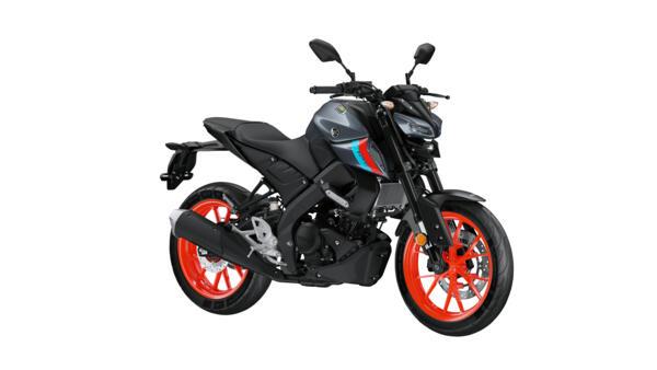 Yamaha Motorrad MT-125