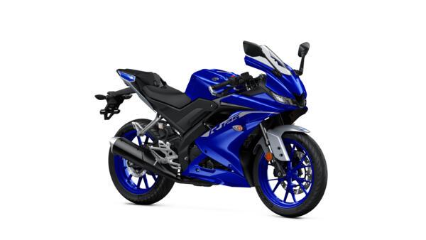 Yamaha Motorrad R125