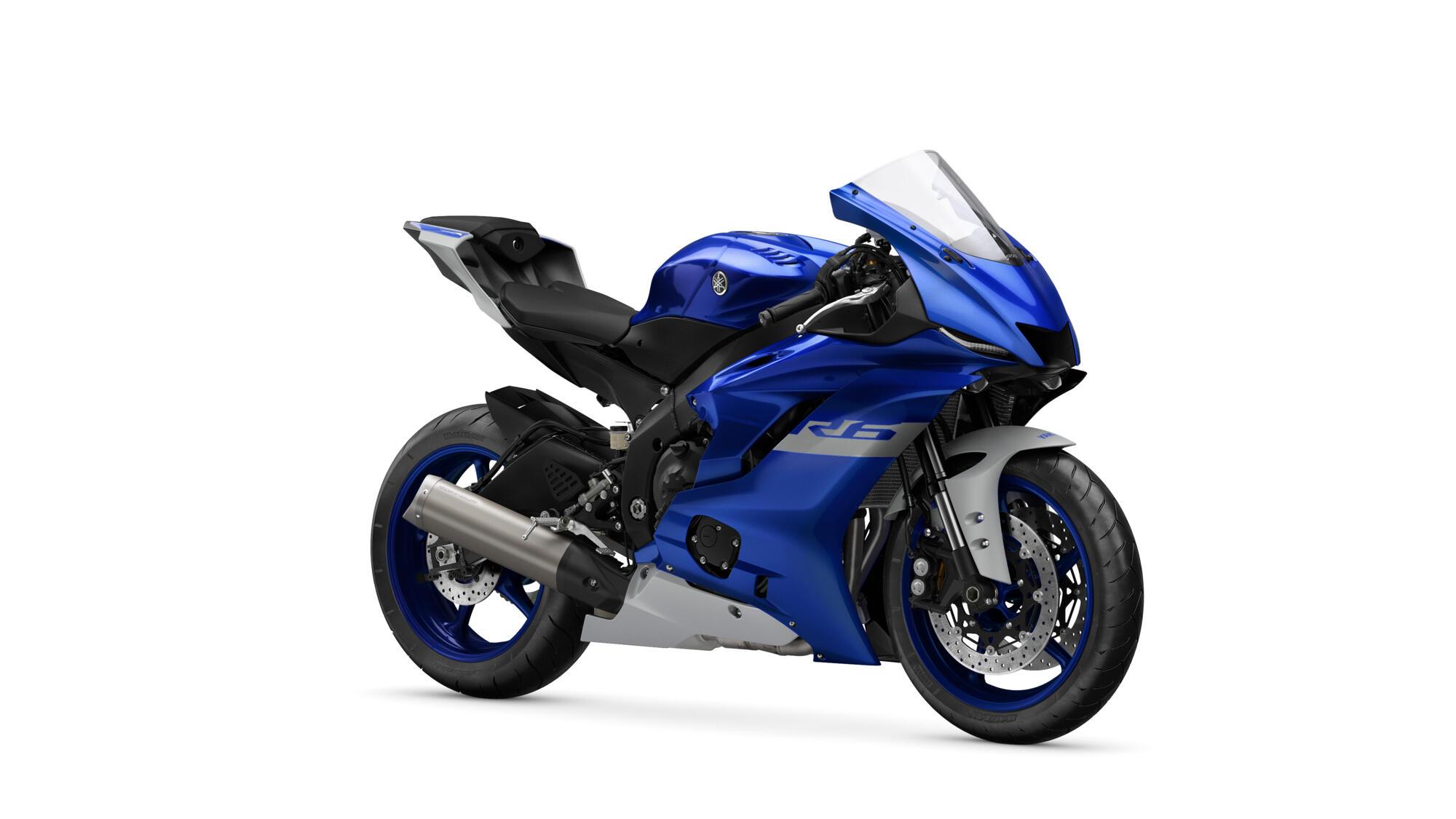 Yamaha Motorrad R6 Race
