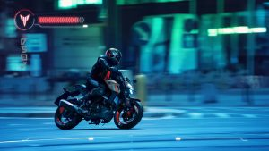 Yamaha 125 ccm