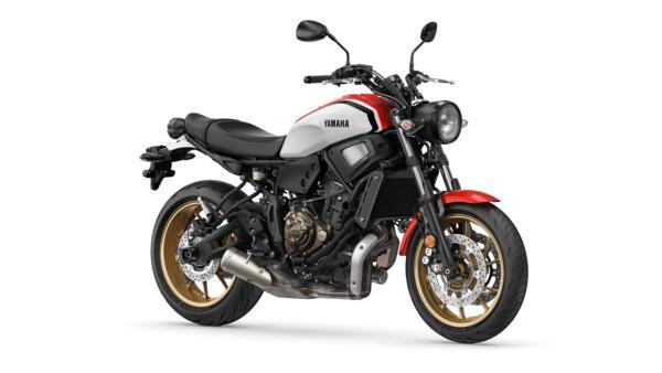 Yamaha Motorrad XSR700