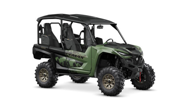 Yamaha Wolverine® RMAX™4 1000 SE